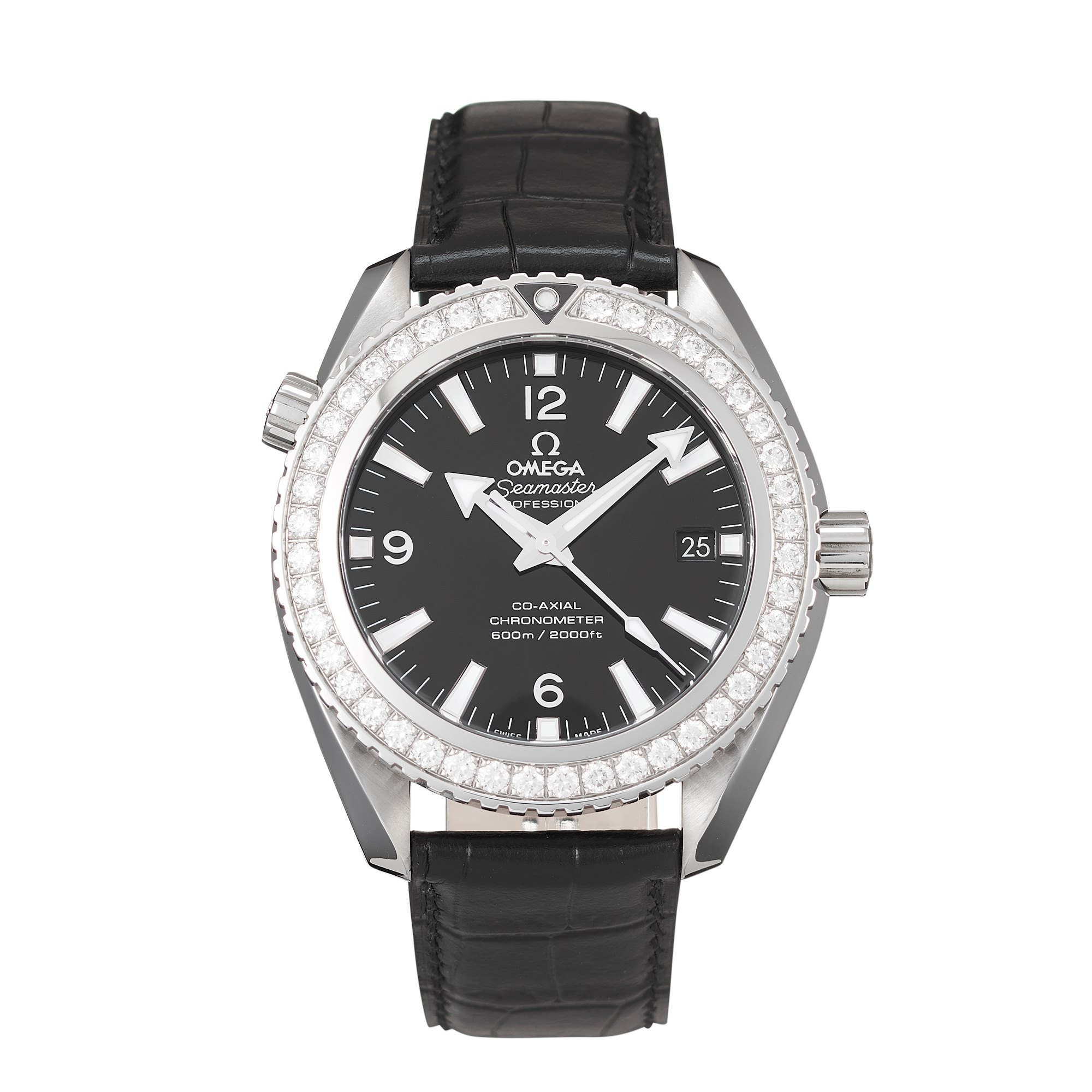 Omega Seamaster Seamaster Stainless Steel 232.18.42.21.01.001