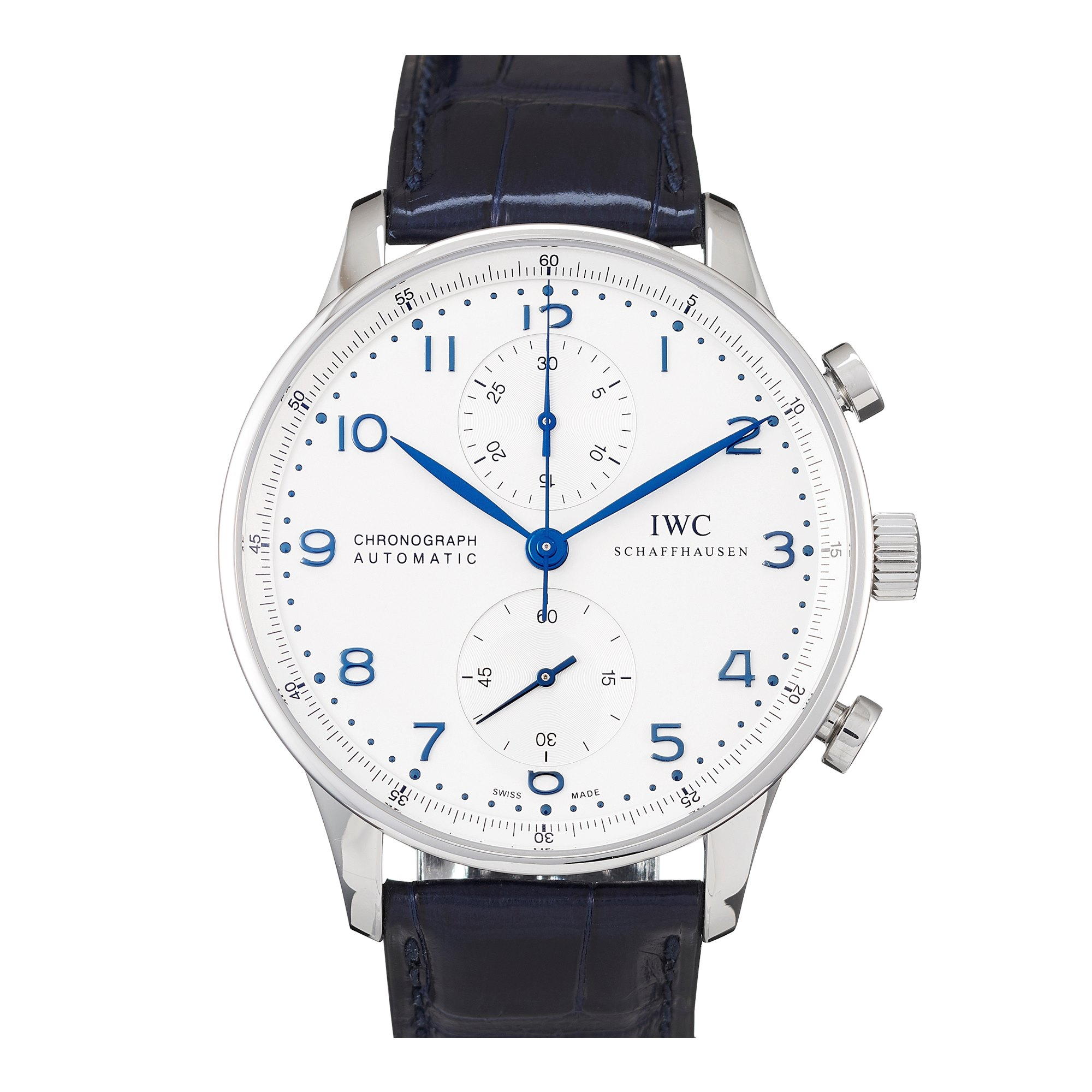 IWC Portugieser Chronograph Stainless Steel IW371446