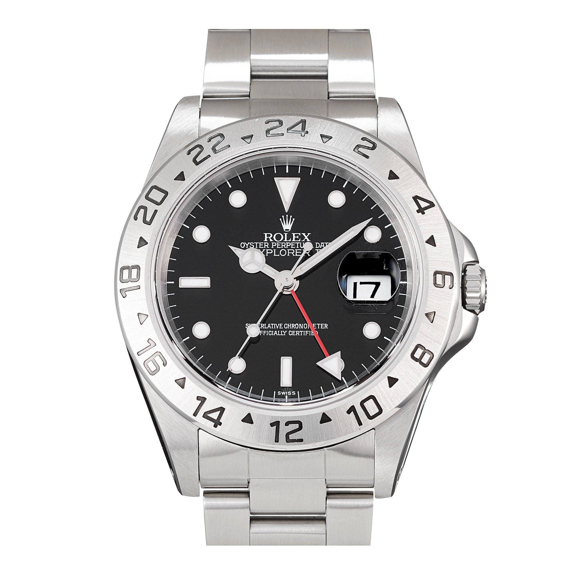 Rolex Explorer II Stainless Steel 16570