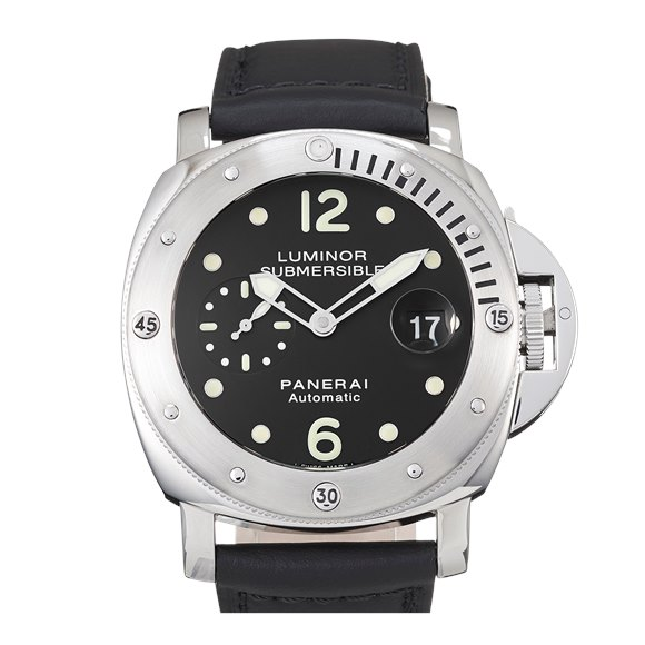 Panerai Luminor Submersible Stainless Steel - PAM00024