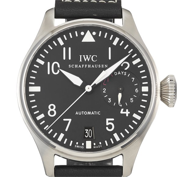 IWC Pilot's Watch Big Pilot Stainless Steel - IW5004