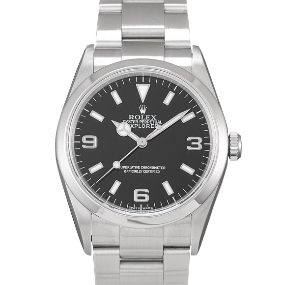 Rolex Explorer I Stainless Steel - 114270