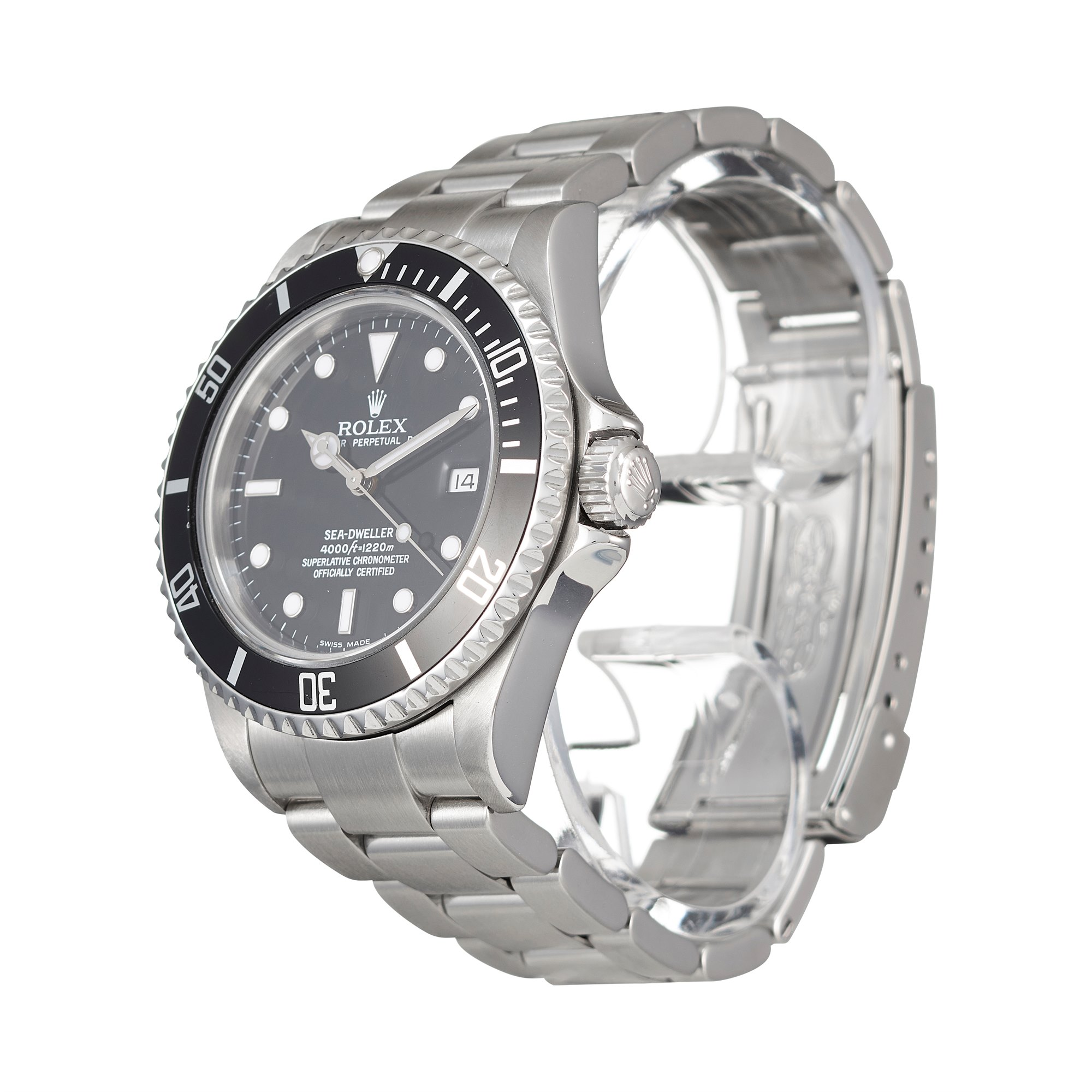 Rolex Sea-Dweller Stainless Steel 16600