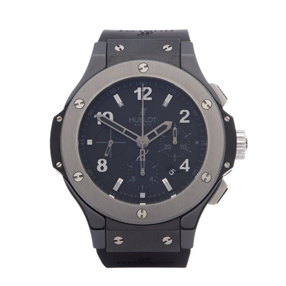 Hublot Big Bang Chronograph Ceramic - 301.CT.130.RX