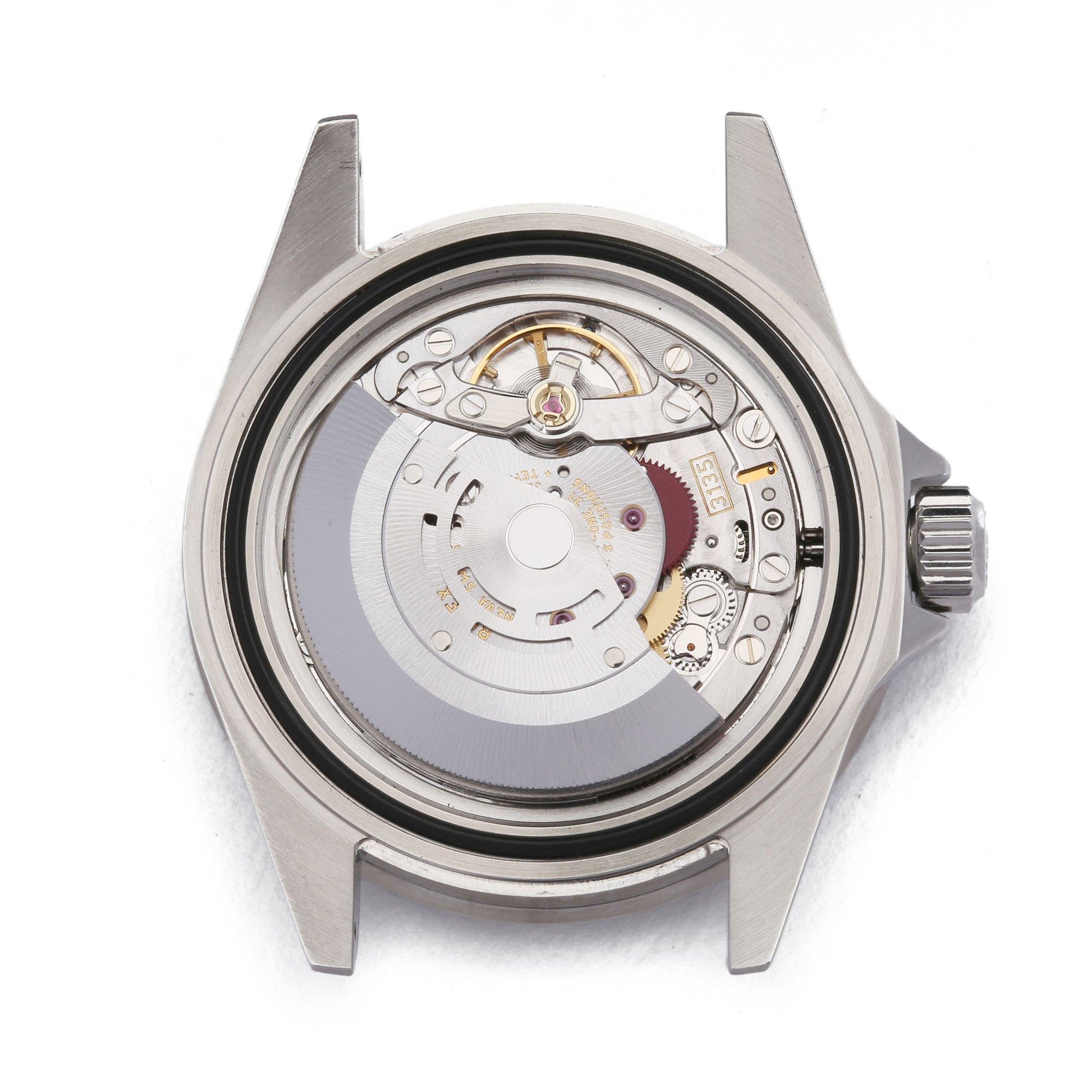 Rolex Submariner Date Kermit Stainless Steel 16610LV