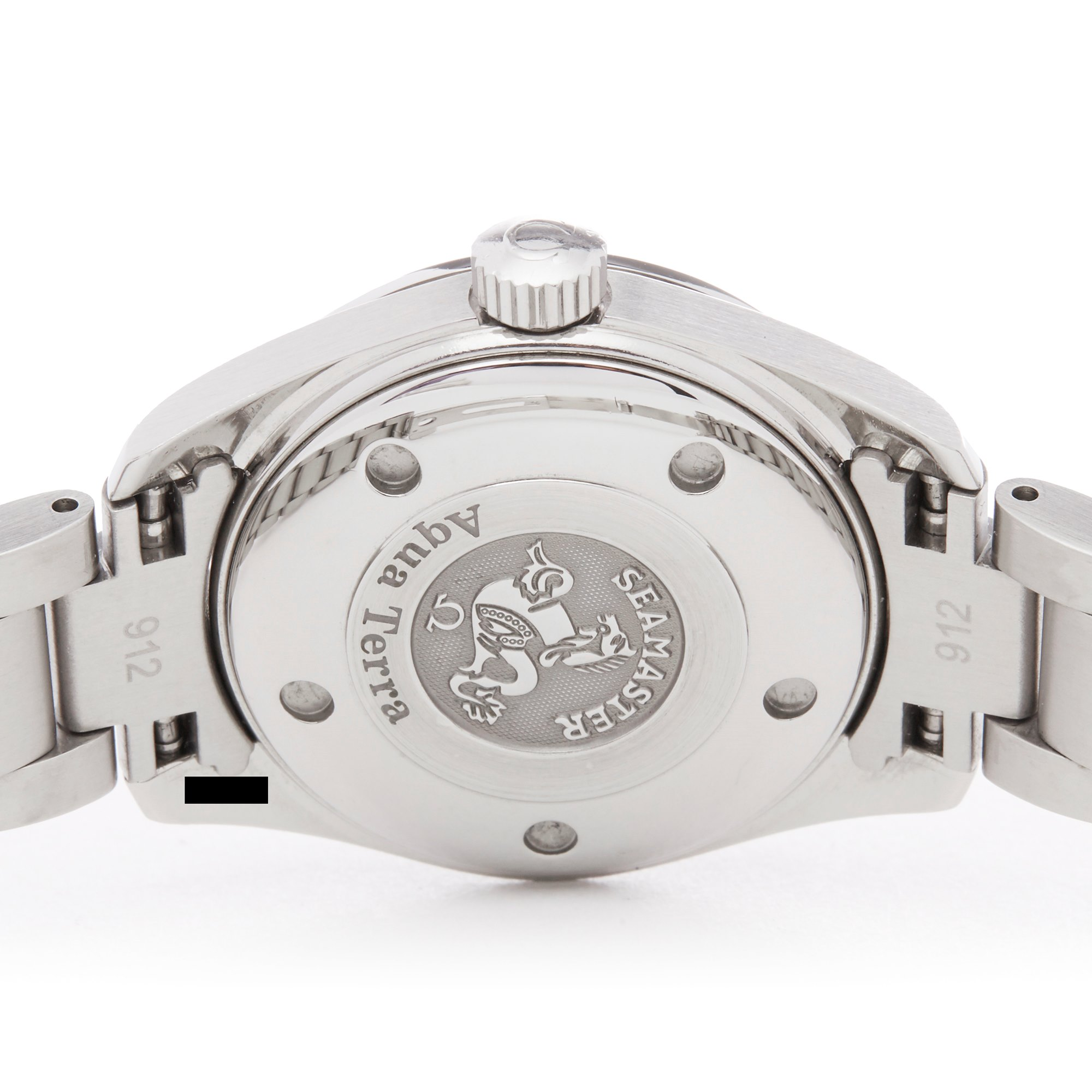 Omega Seamaster Stainless Steel 25647500