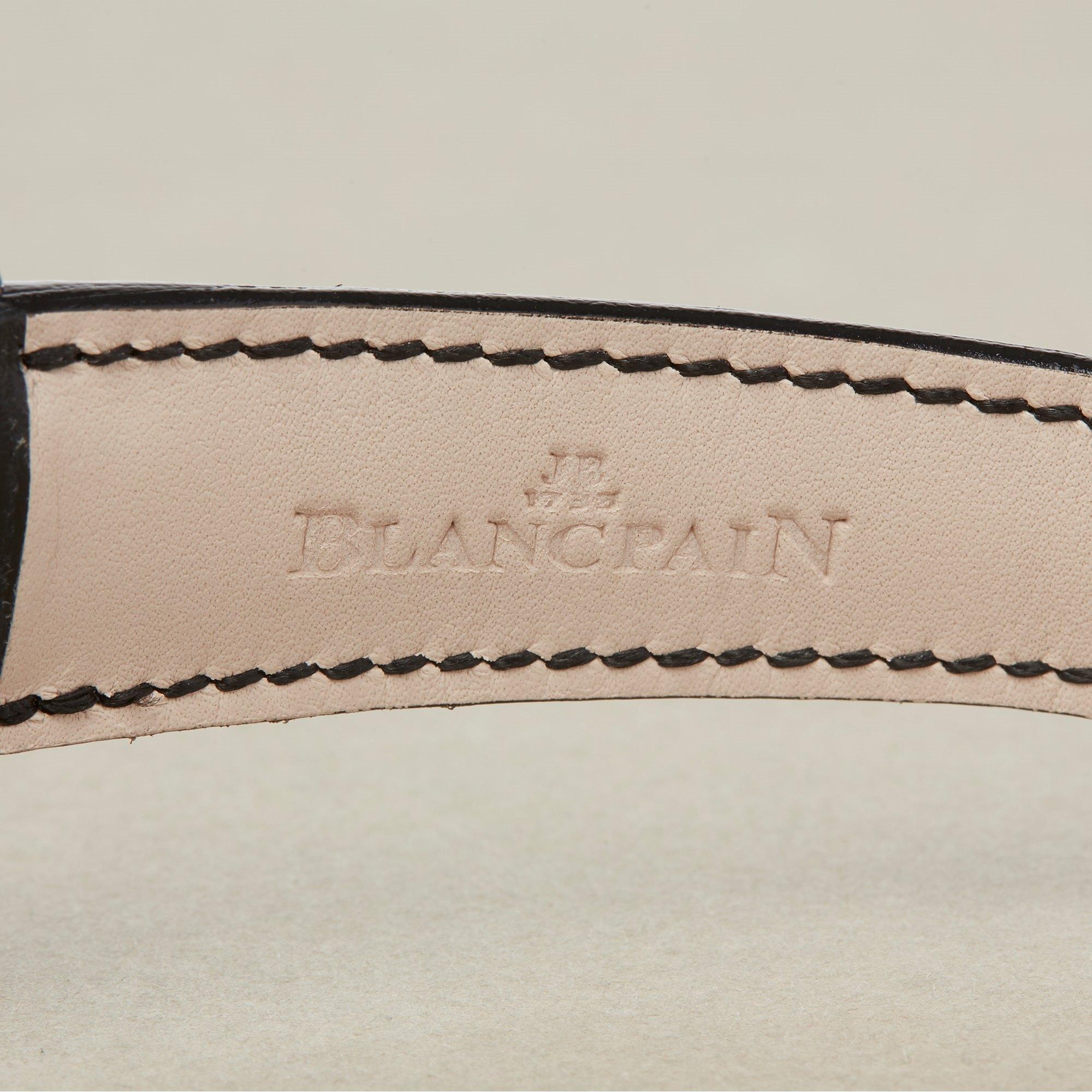 Blancpain Leman Triple Date Roestvrij Staal 2763.1127A.11