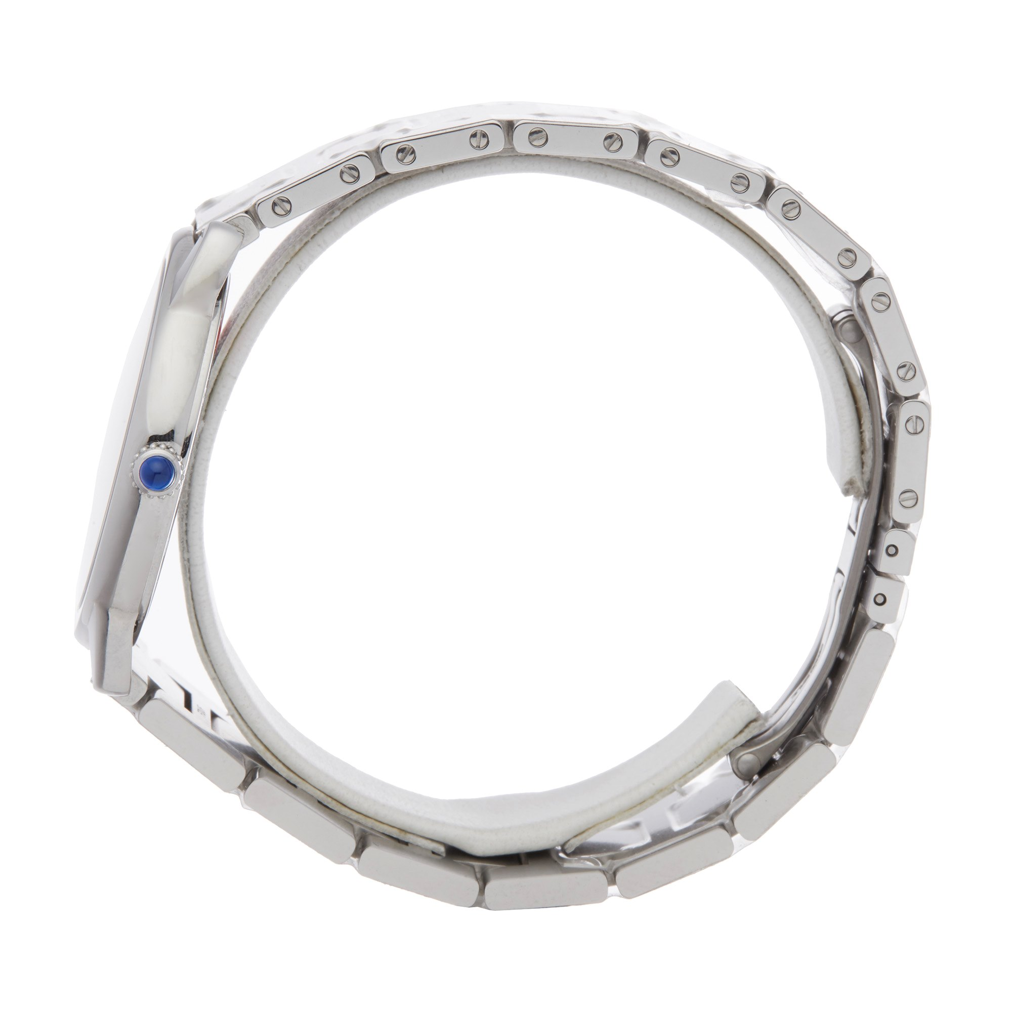 Cartier Ronde Stainless Steel 3603