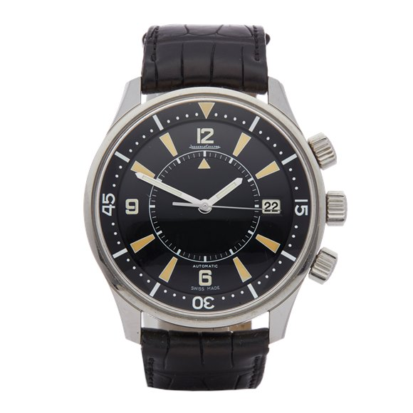 Jaeger-LeCoultre Memovox Polaris Limited Edition of 768 Pieces Stainless Steel - Q2008470 or 190.8.96