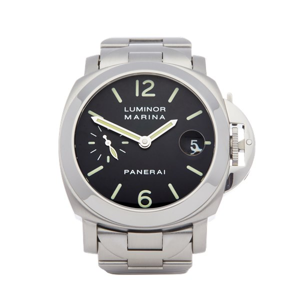 Panerai Luminor Marina Stainless Steel - PAM00048