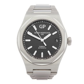 Girard Perregaux Laureato Stainless Steel - 81010-11-634-11A