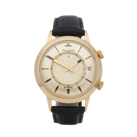 Jaeger-LeCoultre Memovox Gold Plated - 34290
