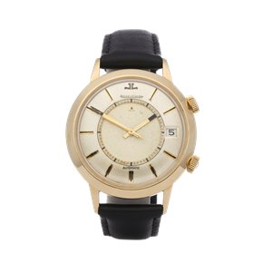 Jaeger-LeCoultre  Gold Plated
