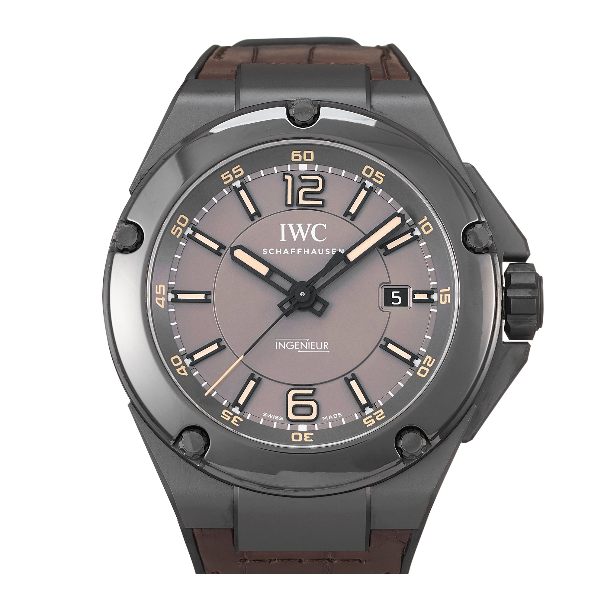 IWC Ingenieur AMG Stainless Steel IW322504