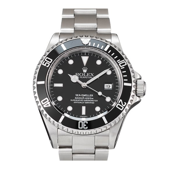 Rolex Sea-Dweller Stainless Steel - 16600