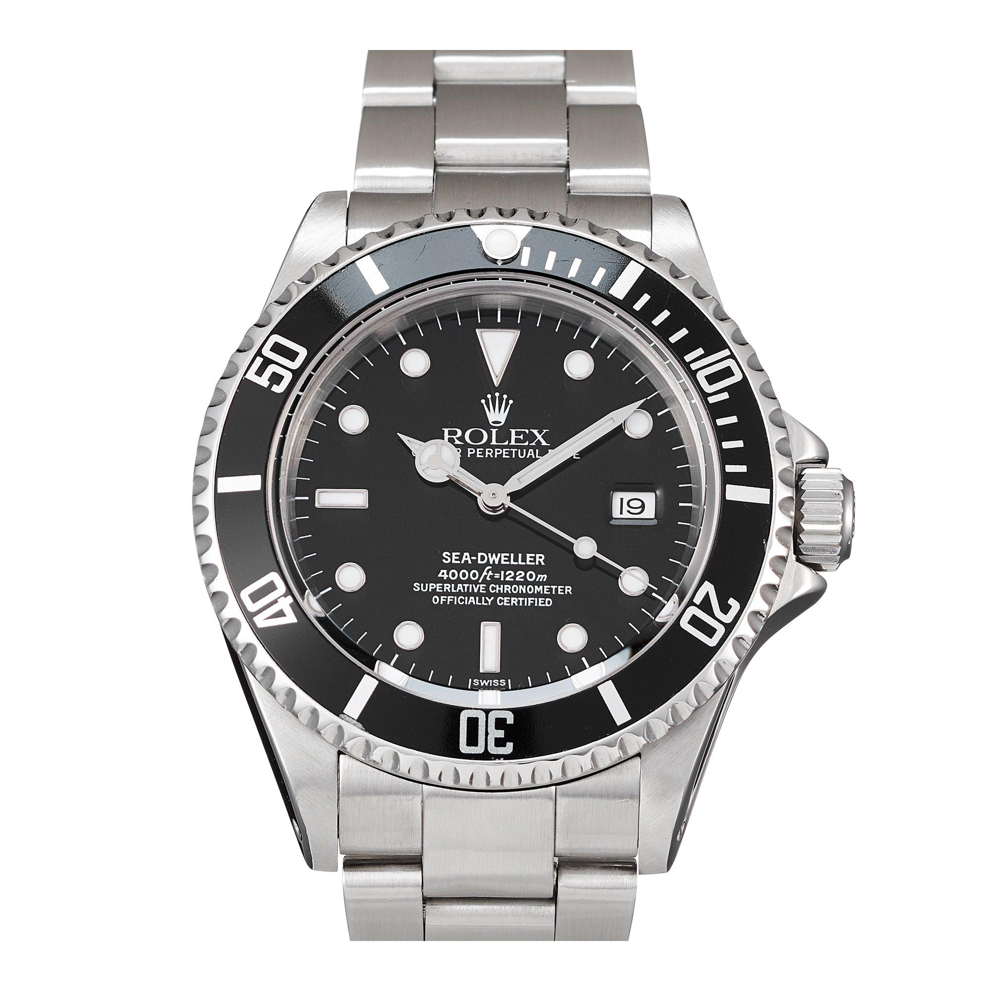 Rolex Sea-Dweller Stainless Steel 16600