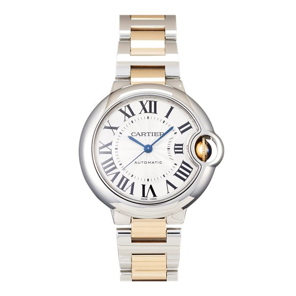 Cartier Ballon Bleu Stainless Steel - W2BB0002
