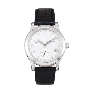 Jaeger-LeCoultre Master Control Hometime Stainless Steel - 1628420