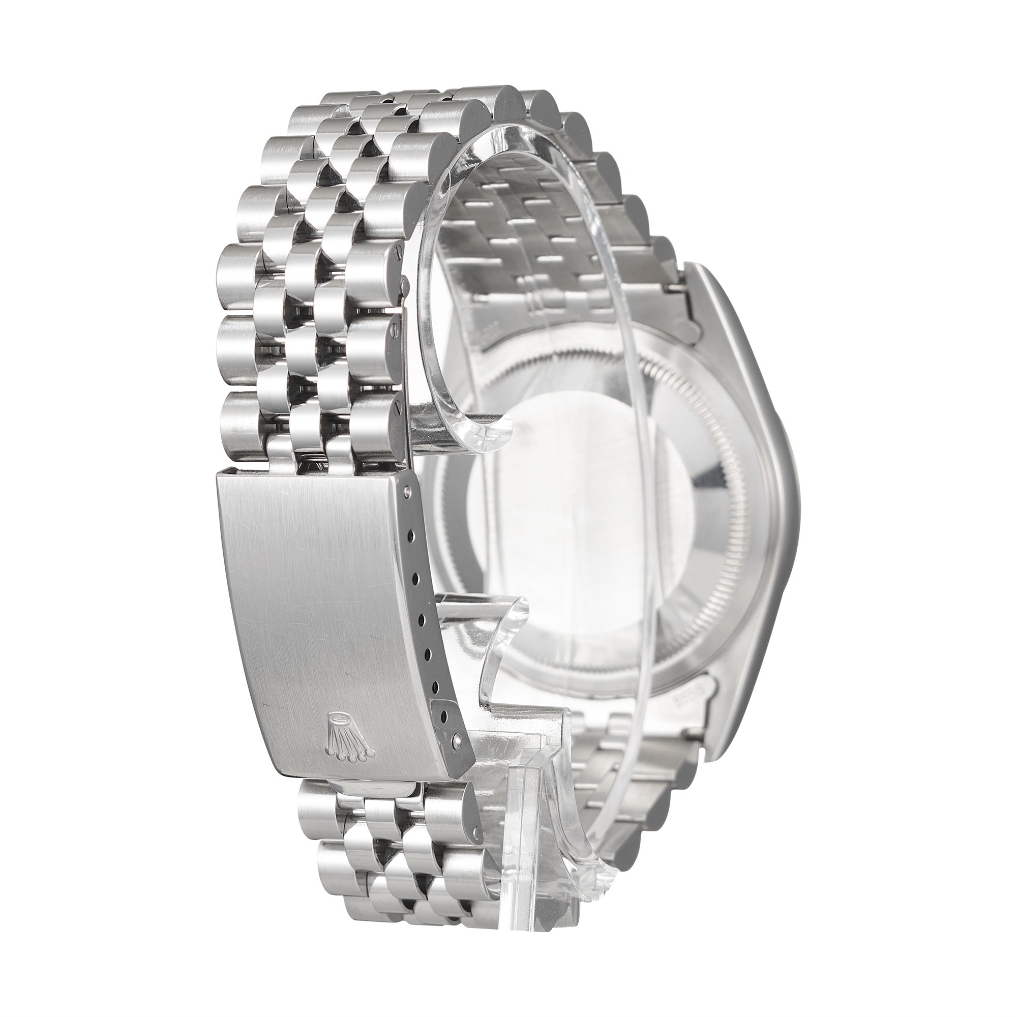 Rolex Datejust 36 Stainless Steel & White Gold 16234