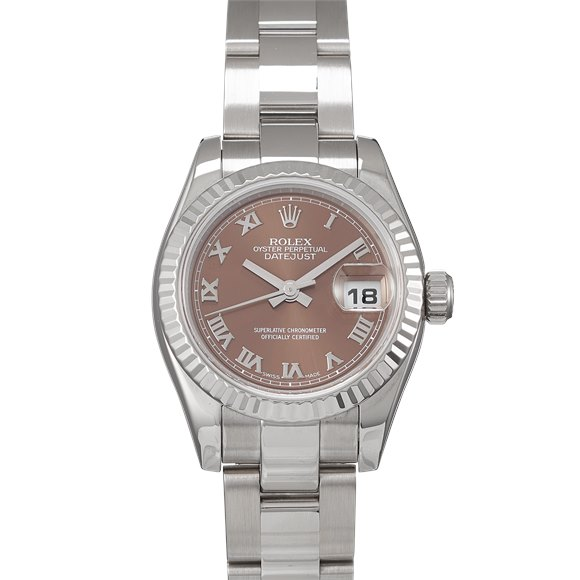 Rolex Lady-Datejust 26 White Gold - 179179