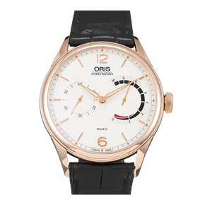 Oris  110 Years Limited Edition Rose Goud