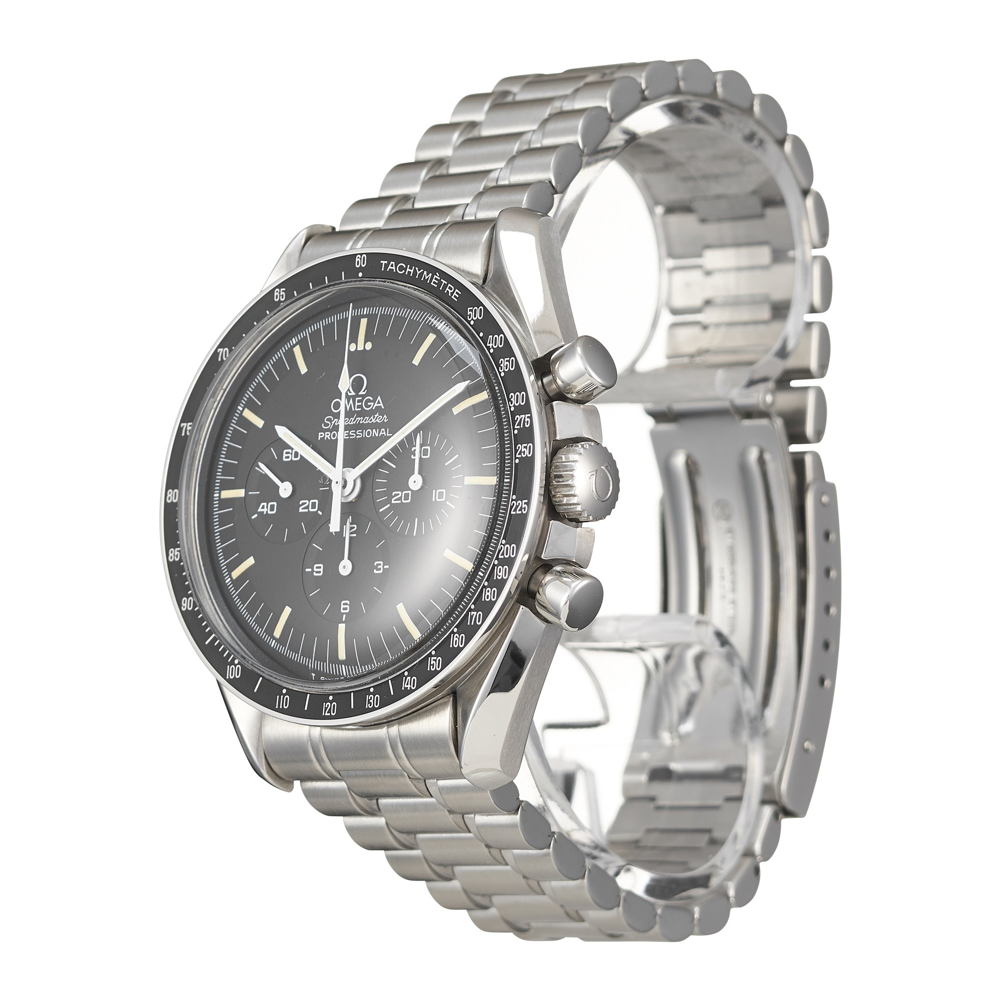 Omega Speedmaster Professional Moonwatch Roestvrij Staal 3590.50.00