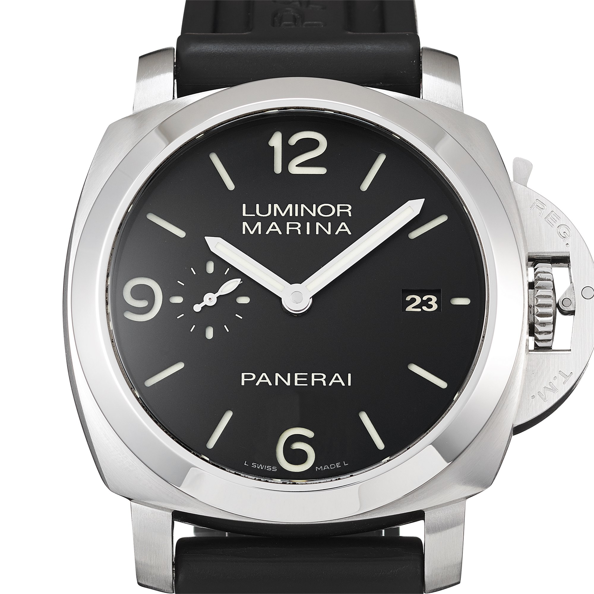 Panerai Luminor 1950 Marina 3 Days Stainless Steel PAM00312