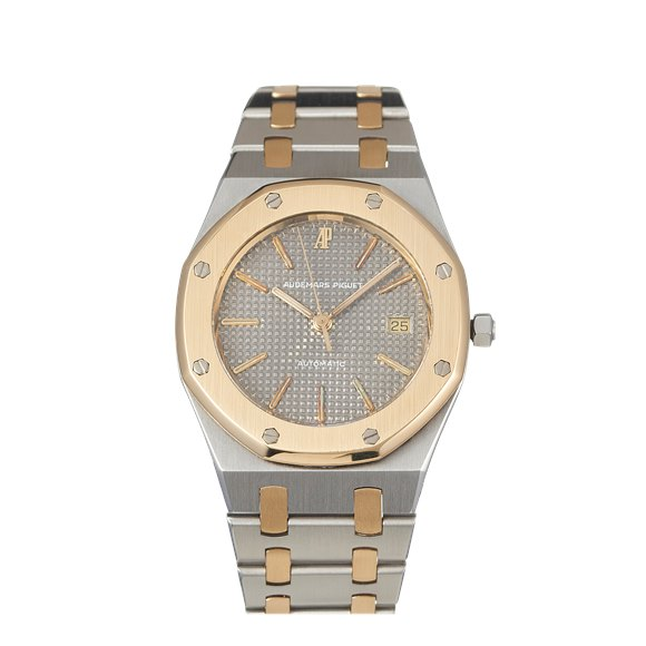 Audemars Piguet Royal Oak Stainless Steel & Yellow Gold - 14486SA.OO.0477SA.01