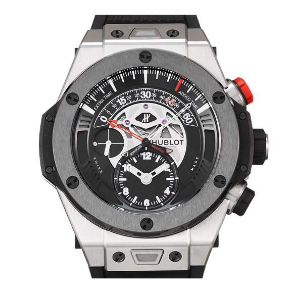 Hublot Big Bang Unico Bi-Retrograde Titanium - 413.NM.1127.RX