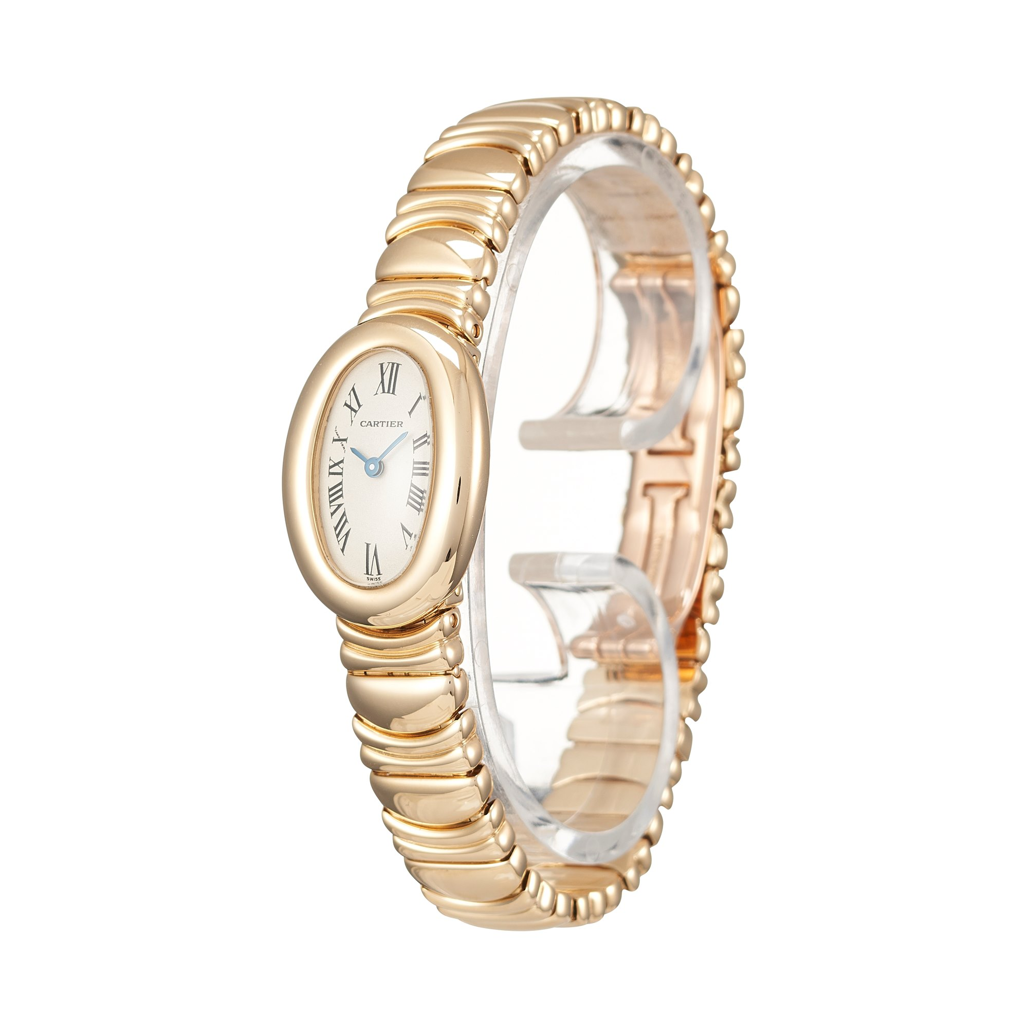 Cartier Baignoire Mini Yellow Gold W15109D8
