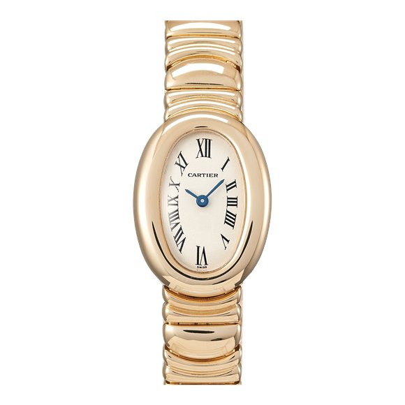 Cartier Baignoire Mini Yellow Gold - W15109D8