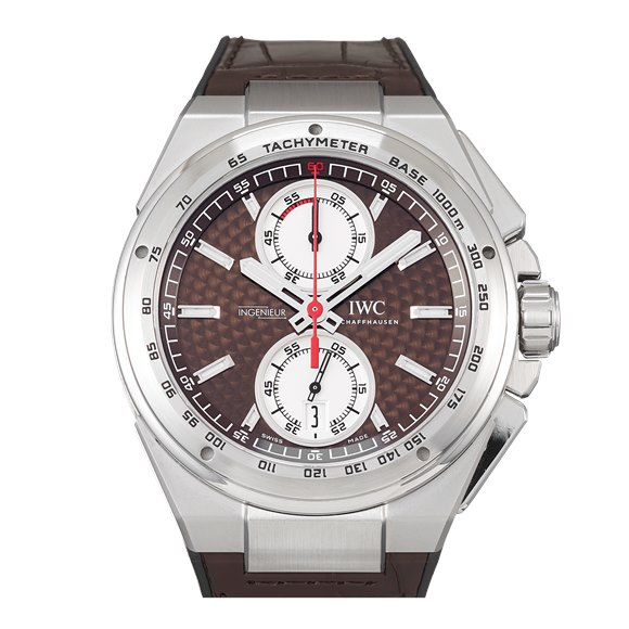 IWC Ingenieur Chronograph Silberpfeil Stainless Steel - IW378511