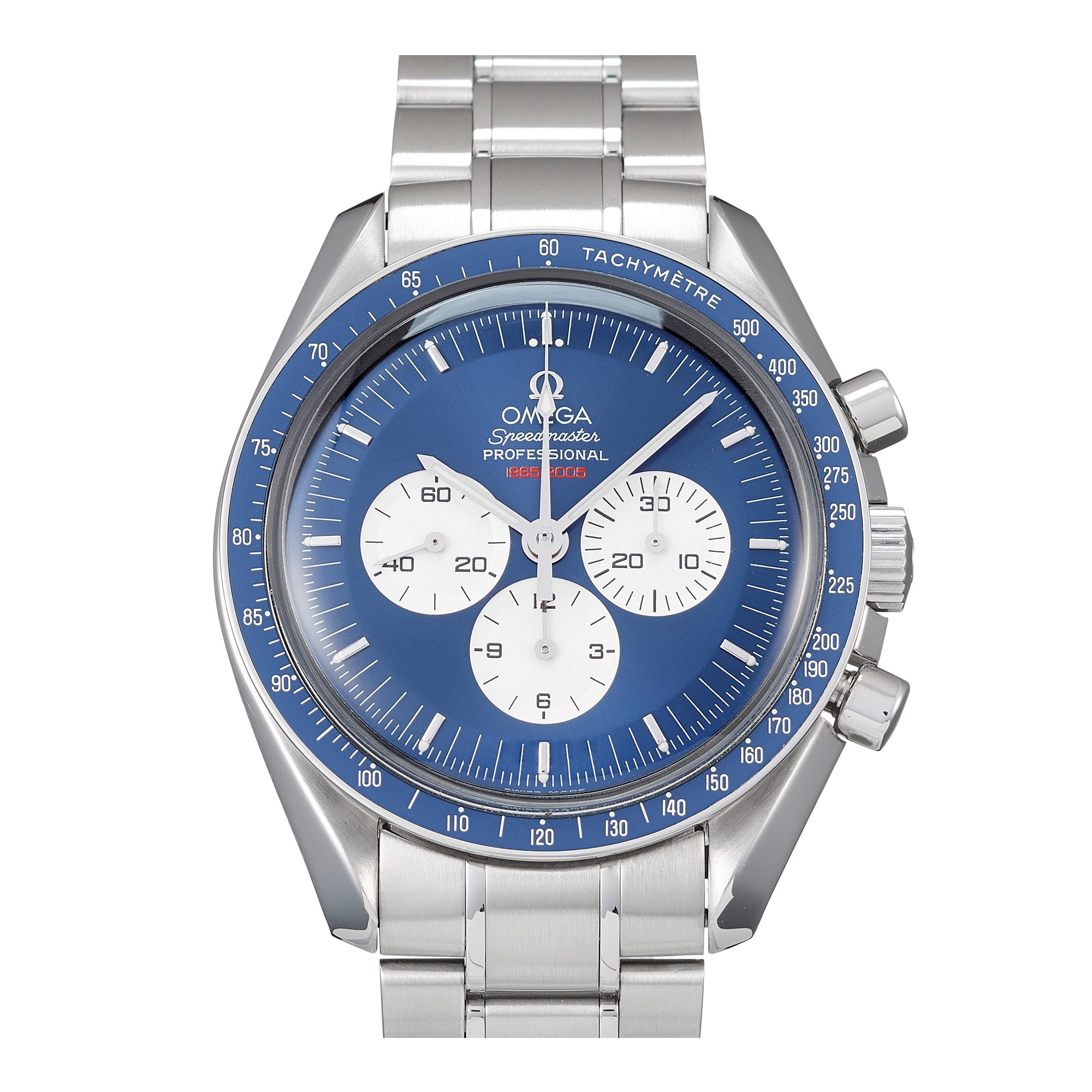 Omega Speedmaster Professional Moonwatch Gemini IV 40th Anniversary Stainless Steel 3565.80.00