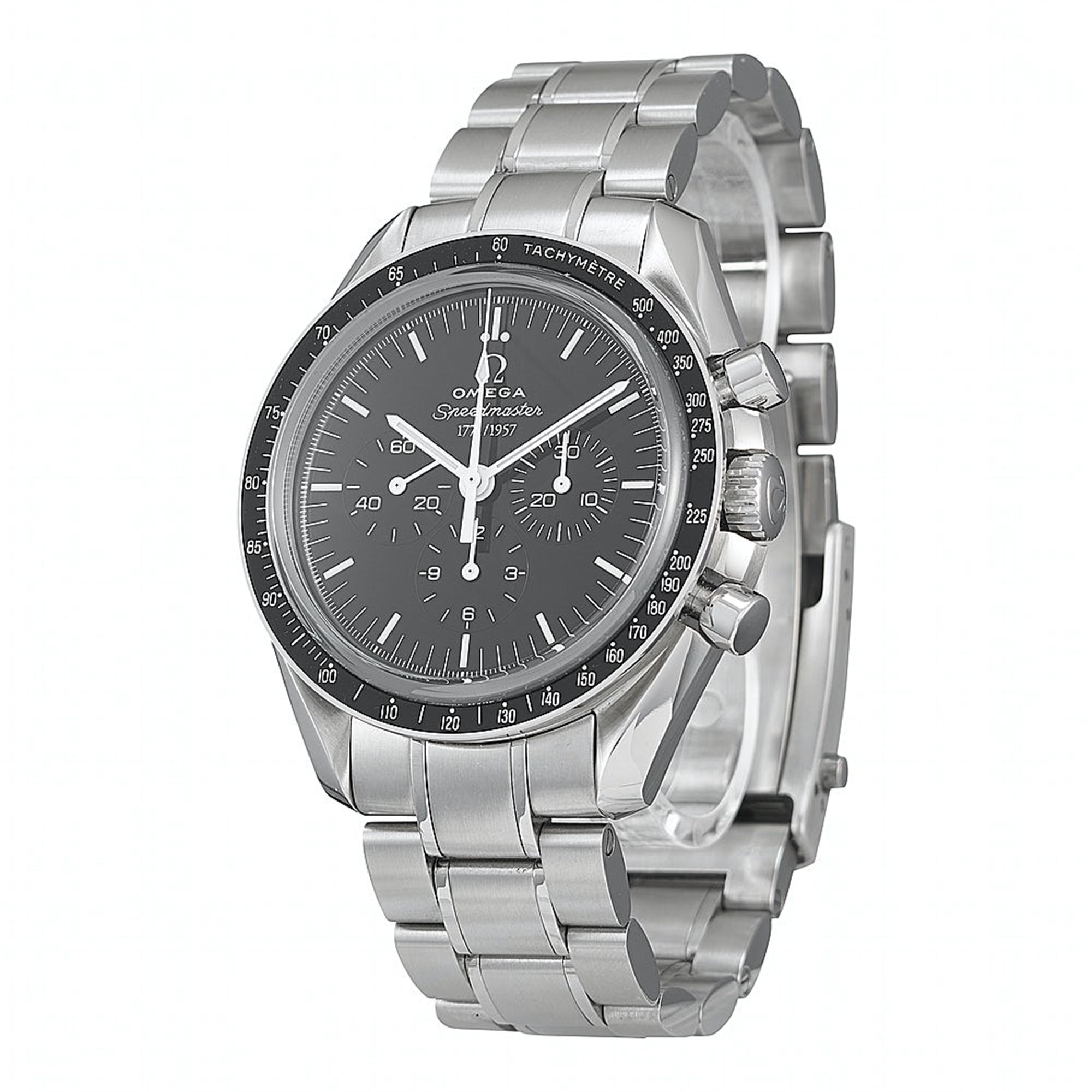 Omega Speedmaster 1957 50th Anniversary Moonwatch Stainless Steel 311.33.42.50.01.001