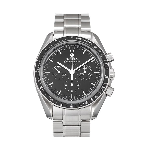 Omega Speedmaster 1957 50th Anniversary Moonwatch Stainless Steel - 311.33.42.50.01.001