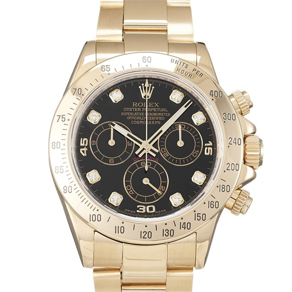 Rolex Cosmograph Daytona Yellow Gold - 116528
