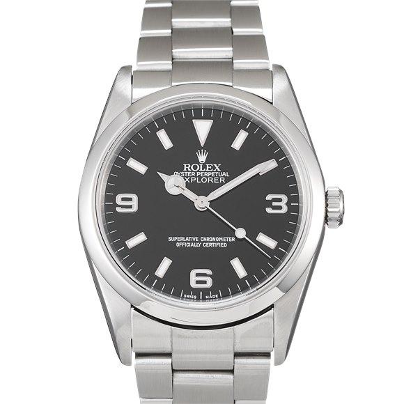 Rolex Explorer I Stainless Steel - 114270