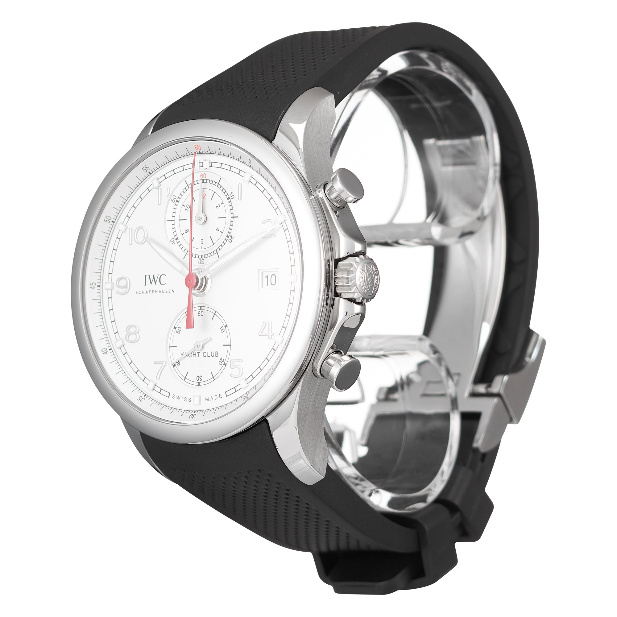 IWC Portugieser Yacht Club Chronograph Stainless Steel IW390502