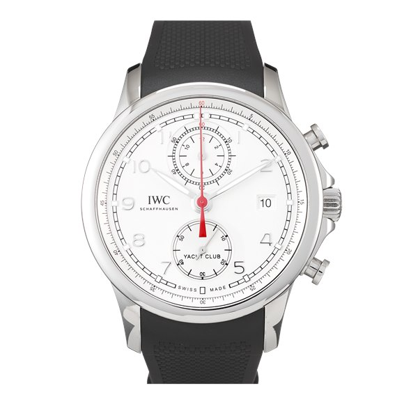 IWC Portugieser Yacht Club Chronograph Stainless Steel - IW390502