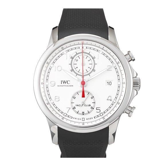 IWC Portugieser Yacht Club Chronograph Stainless Steel - IW390502