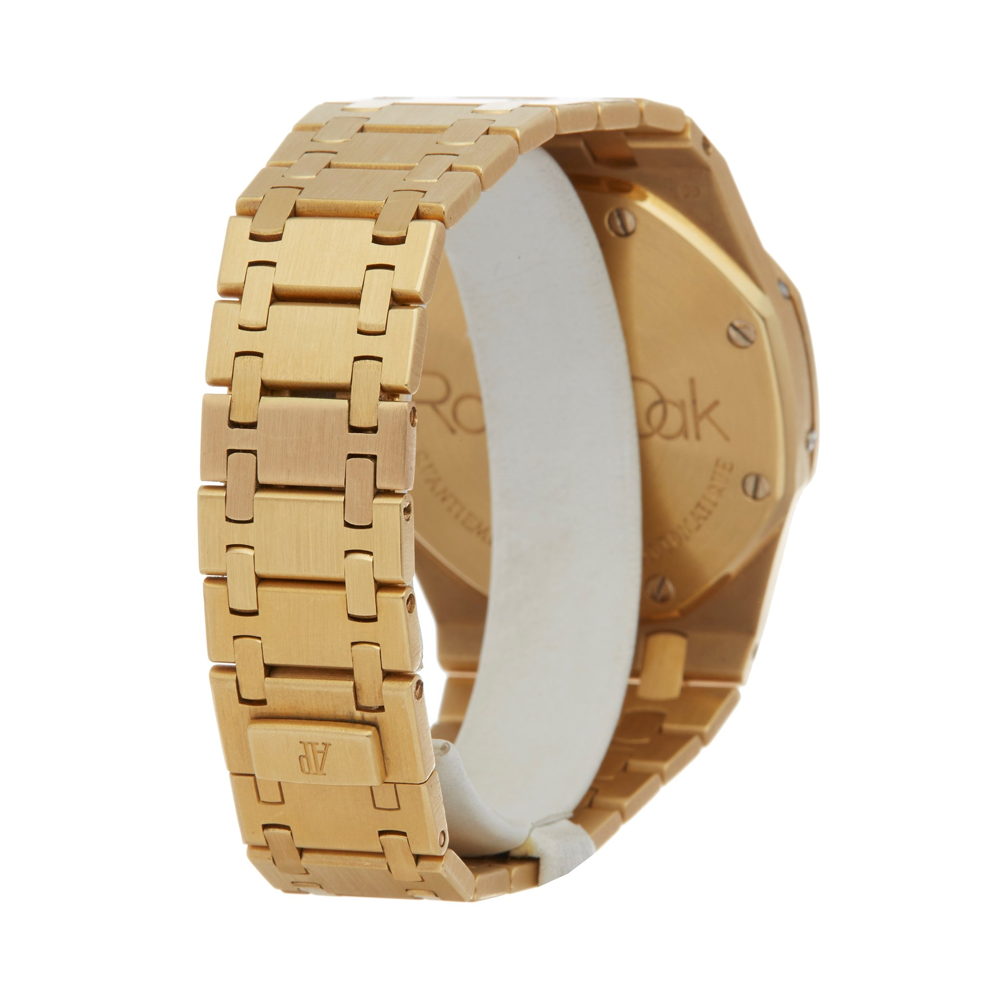 Audemars Piguet Royal Oak Perpetual Calendar Tuscan Dial 1st Series 18K Yellow Gold 25654BA.OO.0944BA.02