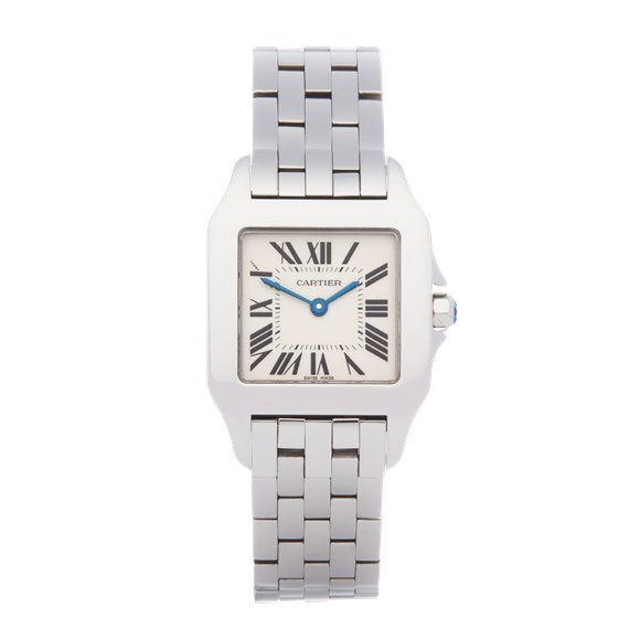 Cartier Santos Demoiselle Stainless Steel - W25065Z5