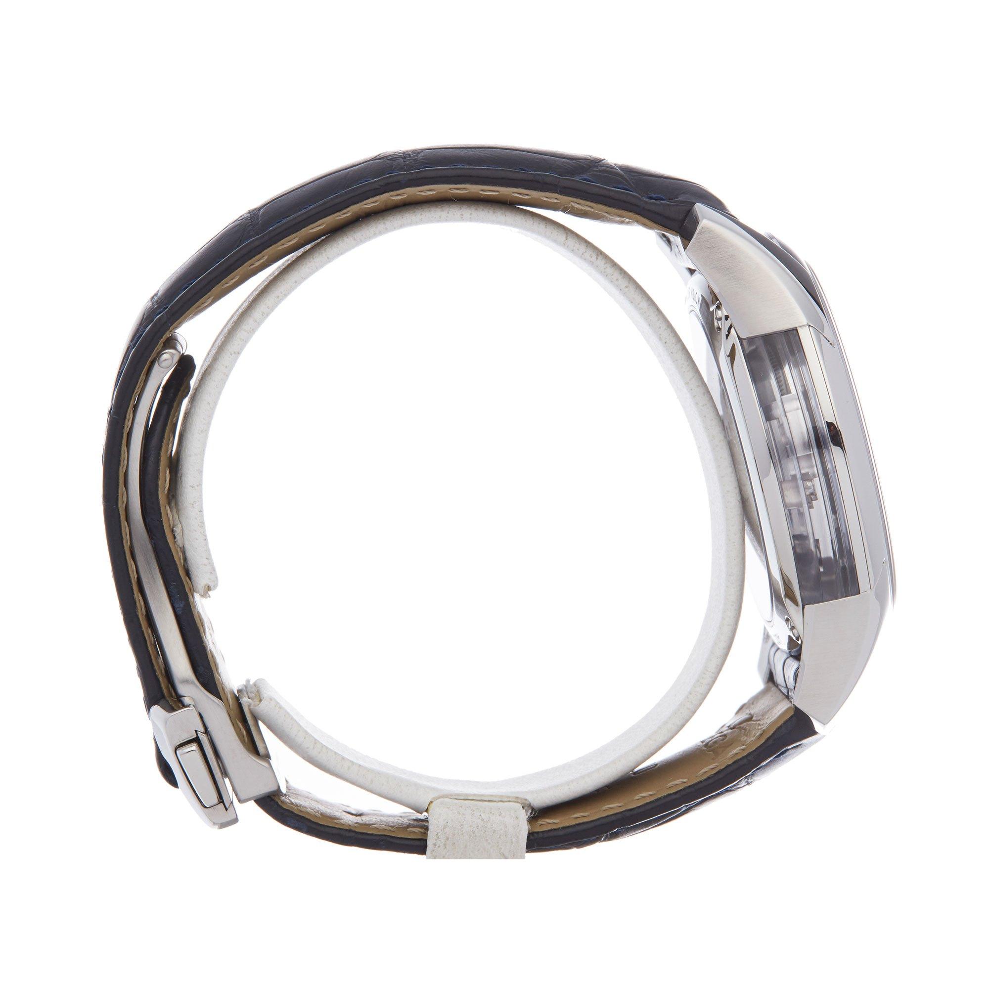 Omega De Ville Stainless Steel 443.33.41.21.03.001