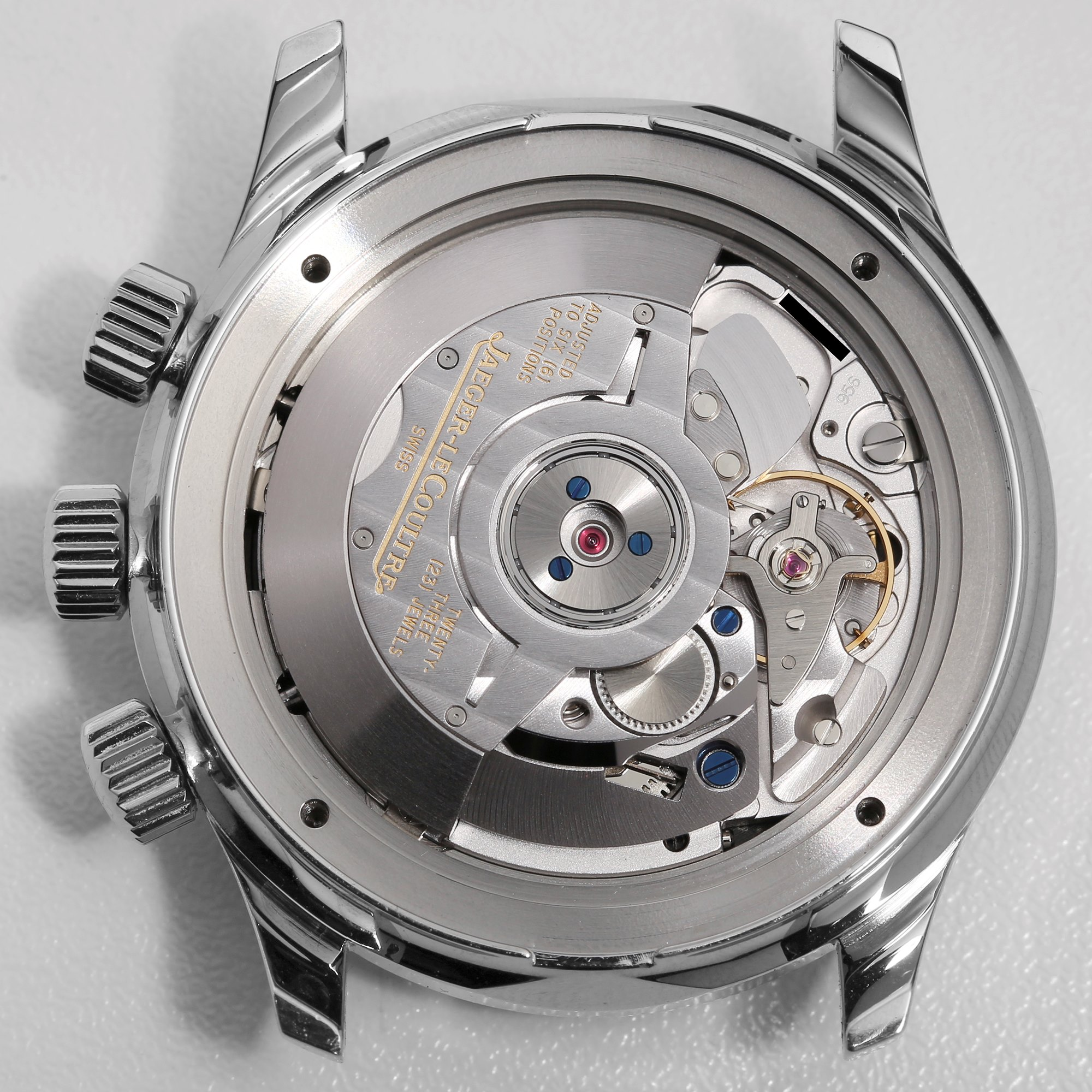 Jaeger-LeCoultre Memovox Polaris Limited Edition of 768 Pieces Stainless Steel - Q2008470 or 190.8.96 Stainless Steel Q2008470 or 190.8.96