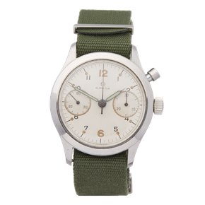 Omega Vintage Military Stainless Steel - RCAF 2221