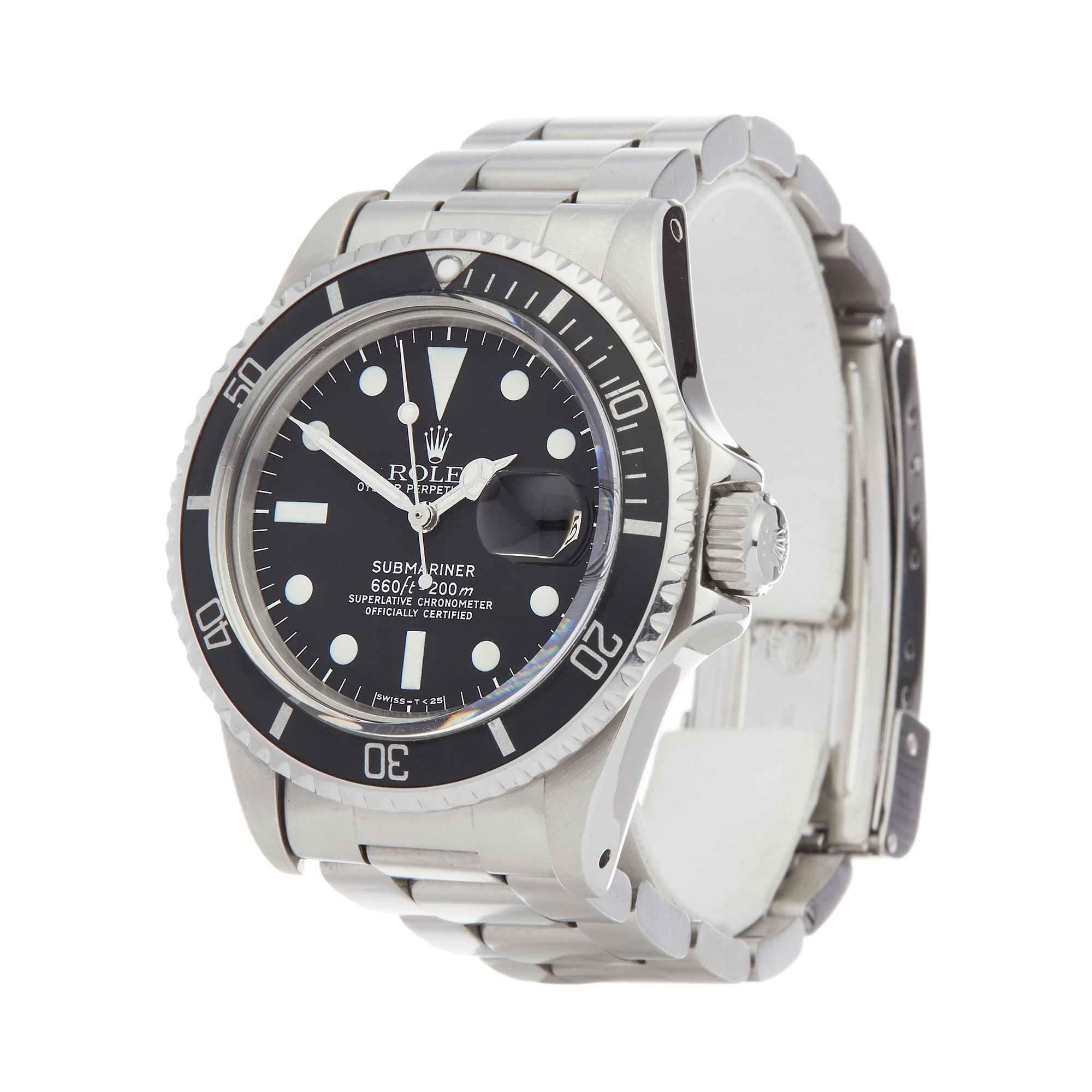 Rolex Submariner Mark 1 dial Stainless Steel - 1680 Stainless Steel 1680