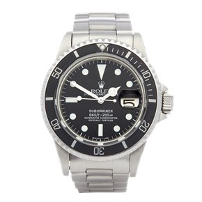 Rolex Submariner Mark 1 dial Stainless Steel - 1680
