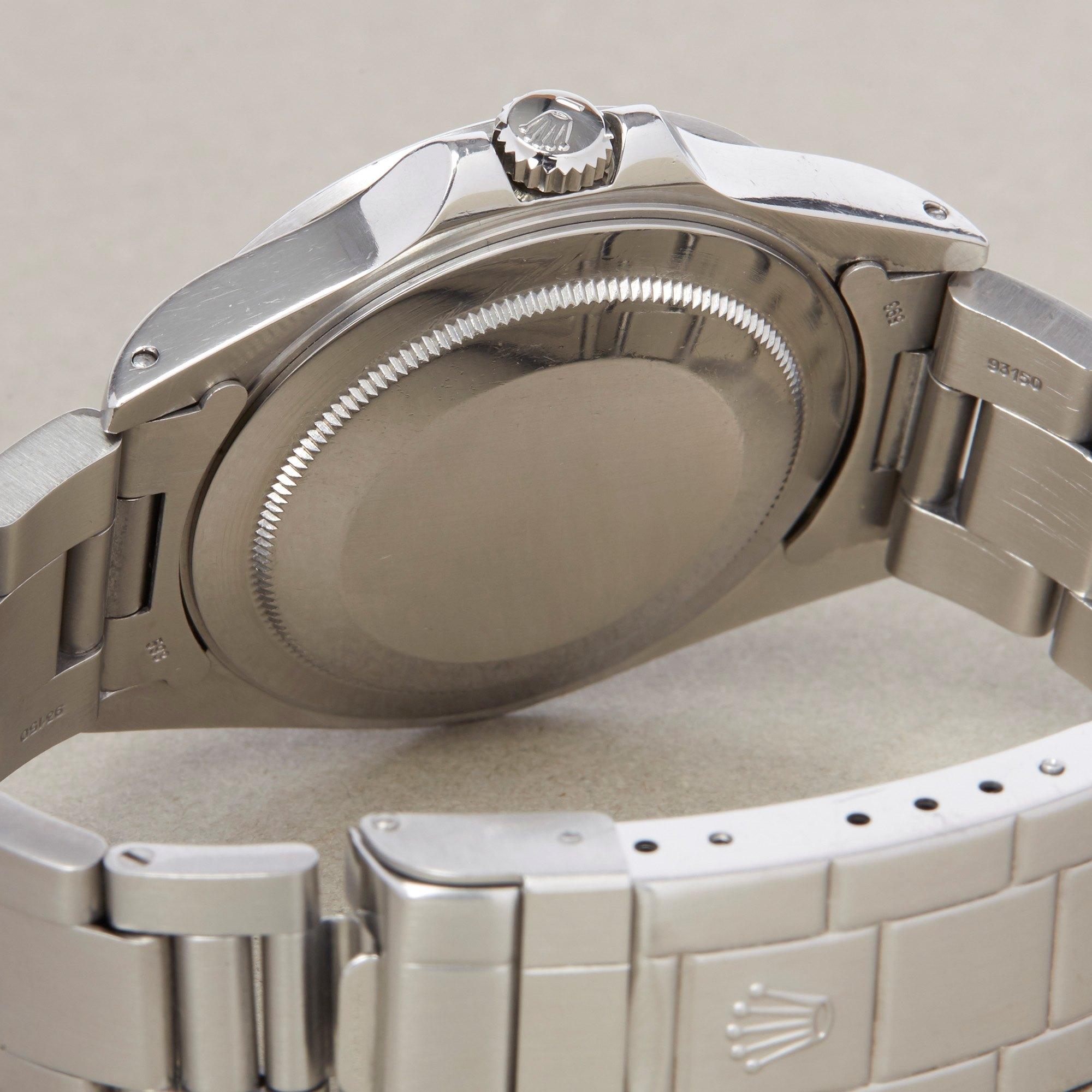Rolex Explorer II Stainless Steel - 16550 Roestvrij Staal 16550