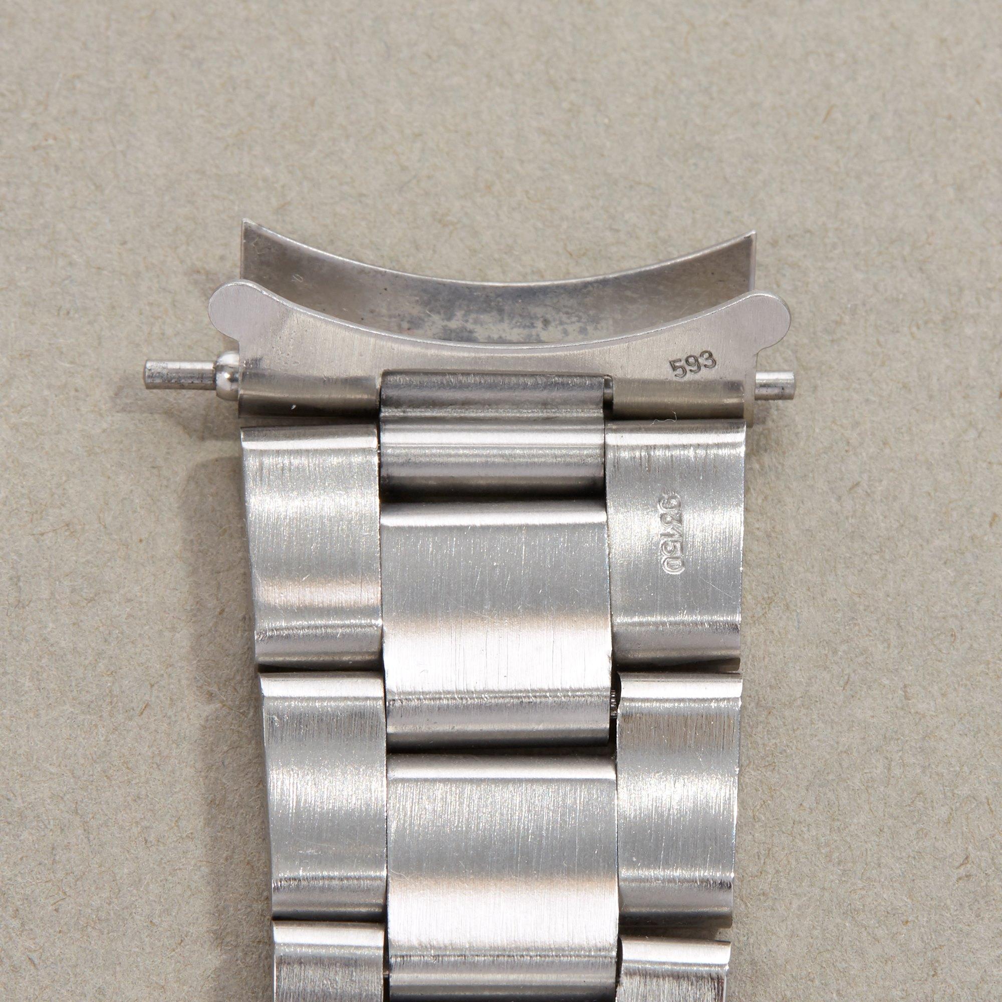 Rolex Explorer II Roestvrij Staal 16550