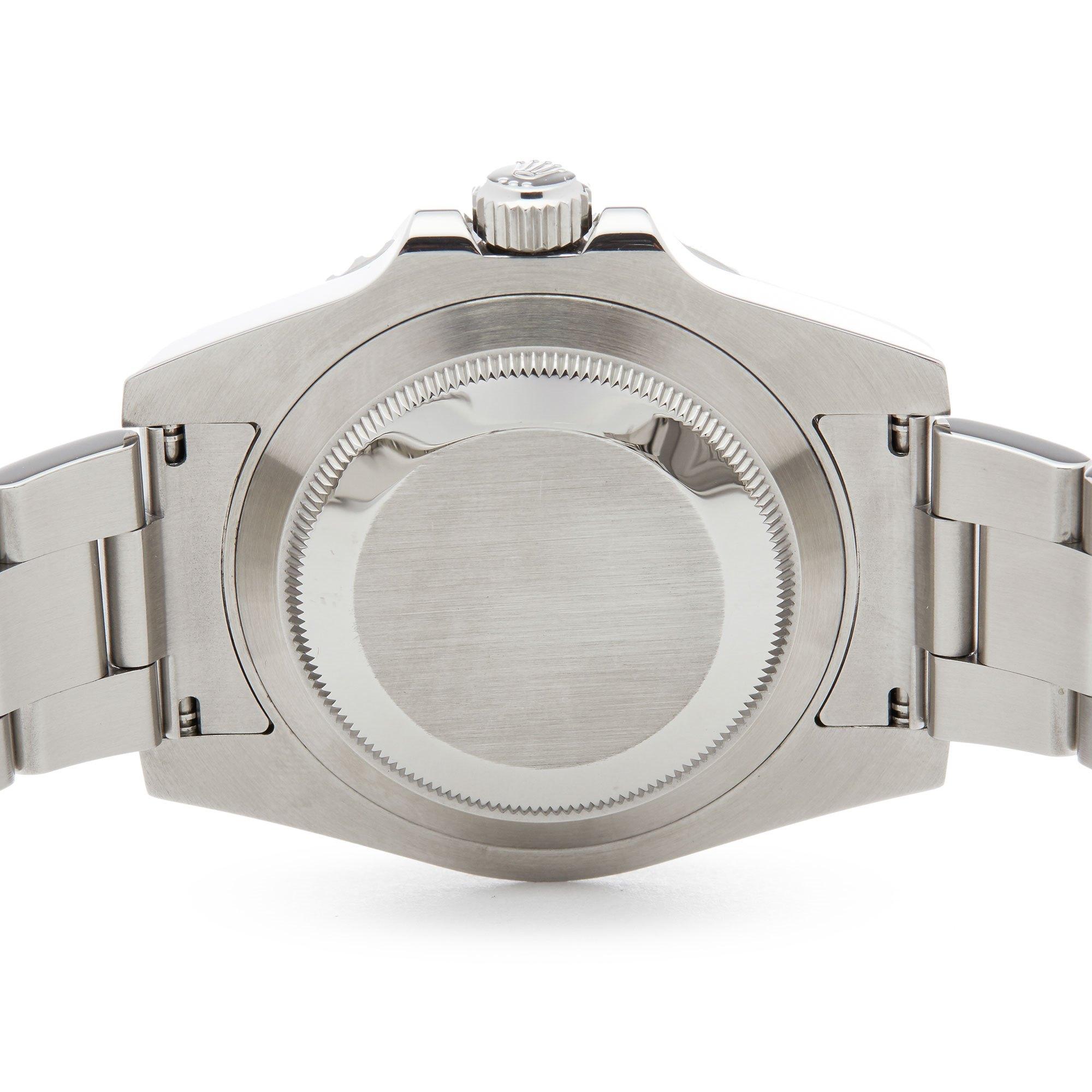 Rolex Submariner No Date Stainless Steel 114060